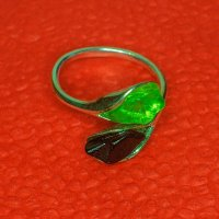 Кольцо с оливином :: Сергей Щербаков