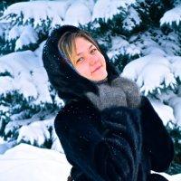 Зимушка :: Лилия Хакимова
