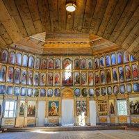 Иконостас Ильинской церкви :: Galina