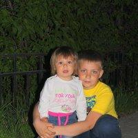 Василиса и Никита. :: Larisa