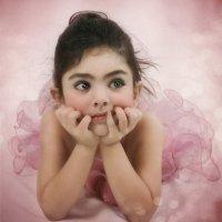Маленькая балерина :: Маргарита Нижарадзе