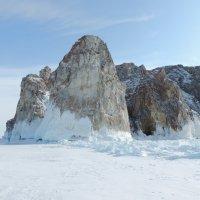 зимний Байкал :: СВЕТЛАНА БЕКЛЕМИШЕВА