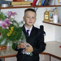 Первый раз,впервый класс. :: Sergey Kirillov