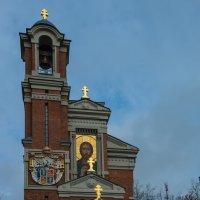 Церковь-усыпальница :: Kasatkin Vladislav