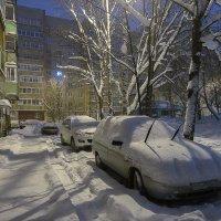 Тишина ночного двора :: Валентин Котляров