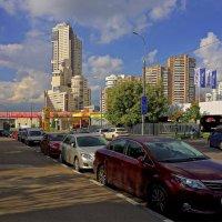 Москва. Хорошевский район :: mila