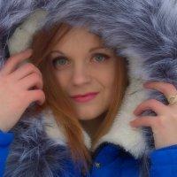 зима-колдунья :: Юлия Корнева