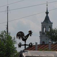Петушок в Нерехте :: Юрий Бобылев