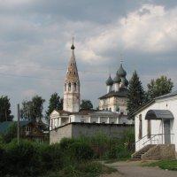 Нерехта :: Юрий Бобылев