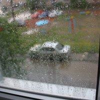 Дождь за окном..... :: victor Lion