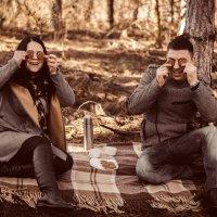 Яна и Роман :: Андрей Лысенко