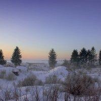 Погребки под снегом :: Анна Никонорова