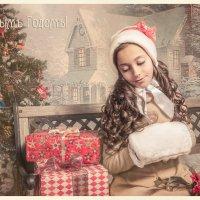 Старая открытка :: Galina Zabruskova