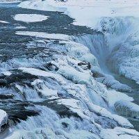 Холодный поток :: Михаил Лобов (drakonmick)