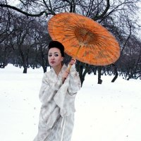 Фотосессия Самураи (Японские мотивы) :: Евгений Жиляев