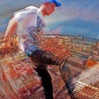 боязнь высоты :: Алексей Карташев