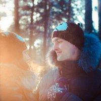 Лена и Антон :: Мила Гаськова