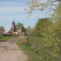Сельский пейзаж :: Иван Торопов