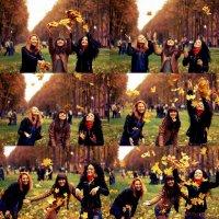 Осінь у спогадах.. :: Екатерина Видоменко