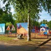 Познавательная детская площадка :: Svetlana27