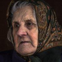 Портрет старой женщины... :: Наталья