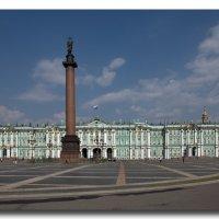 Санкт-Петербург. Дворцовая площадь. :: GaL-Lina .