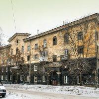 Уфа сталинский дом :: Константин Вавшко