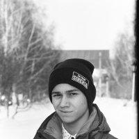 портрет юноши :: Евгений Золотаев