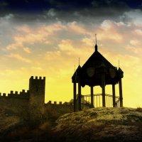 Крепость. :: ОЛЕГ ПАНКОВ