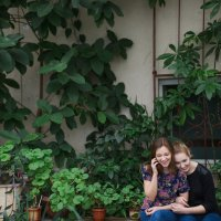Friends forever :: Екатерина Щёголева