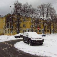 IMG_2056 - Город из прежней жизни :: Андрей Лукьянов