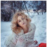Один из зимних вечеров :: Ирина Слайд