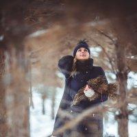 Загадывание желания... :: Екатерина Ибраева