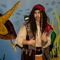 Мюзикл Остров сокровищ  Пират :: Александр Левин
