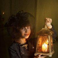Маленькая ведьмочка :: Татьяна Курамшина