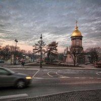 Троицкая площадь :: Наталья Никитина