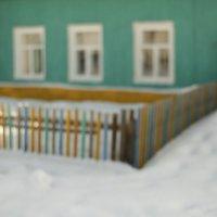 Заборчик :: Ильгам Кильдеев