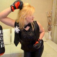 Немного меня) Новогодняя фотосессия НА СПОРТЕ :: Юлия Маслова