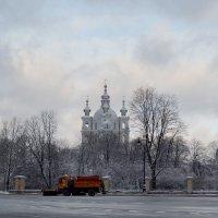 Уборка территории) :: Наталья Левина