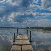 Озеро Крупея :: Сергей Беляев