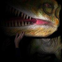 Приручение динозавра :: Поток