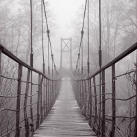 Висячий мост :: Андрей Иванов