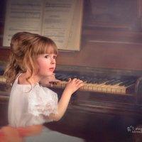 пианистка :: Евгения Малютина
