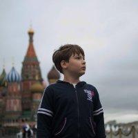 Прогулка по столице :: Галина Терновая