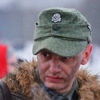 После боя :: Антон Леонов