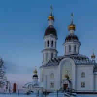 Храм :: Лариса Сафонова