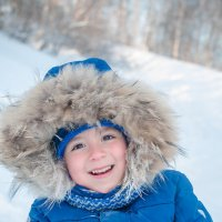 морозные прогулки :: Юлия Makarova
