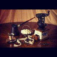 Кофе по-классической рецептуре :: Мария Корнилова