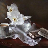 Кофе с молоком :: lady-viola2014 -