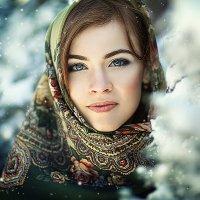 Из серии Русские Красавицы :: Марина Жаринова